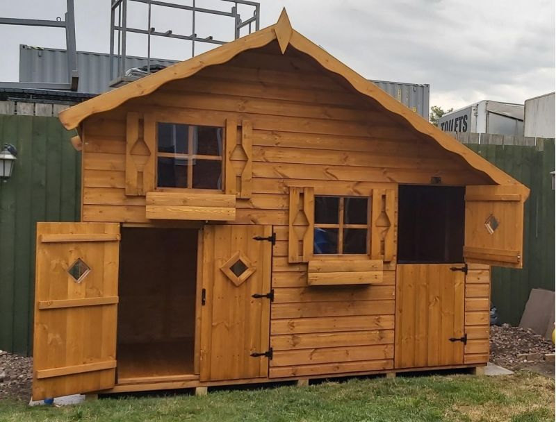 Childrens Dream Playden Shaws for Sheds