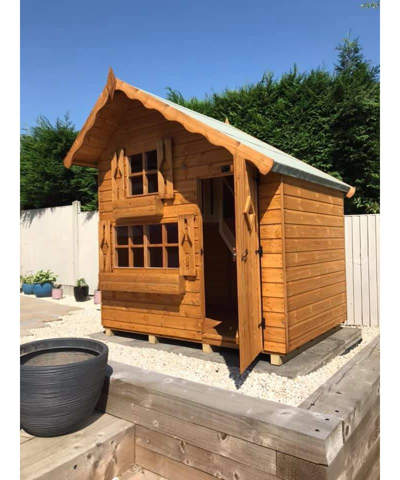 Claires Cottage Playhouse