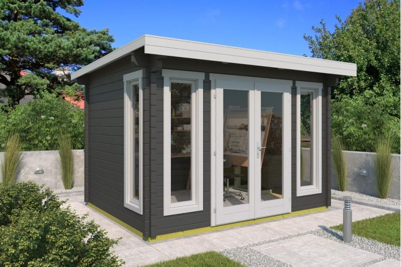 Aardvark joinery Windsor summer room insulated