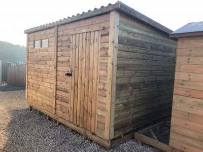 20mm cladding Kendal Garden shed