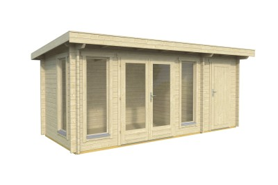 Aardvark joinery combi summer room