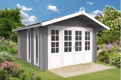 unpainted cabin delivered UK wide