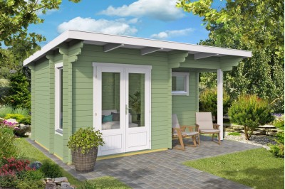 Summer room from aardvark joinery