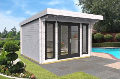 Aardvark joinery supplying summer rooms, garden offices Mainland uk