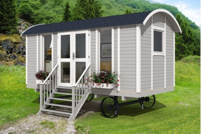Shepherds huts in and around Barnsley from Aardvark joinery