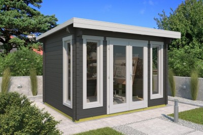 New for 2020 Windsor Summer Room insulated