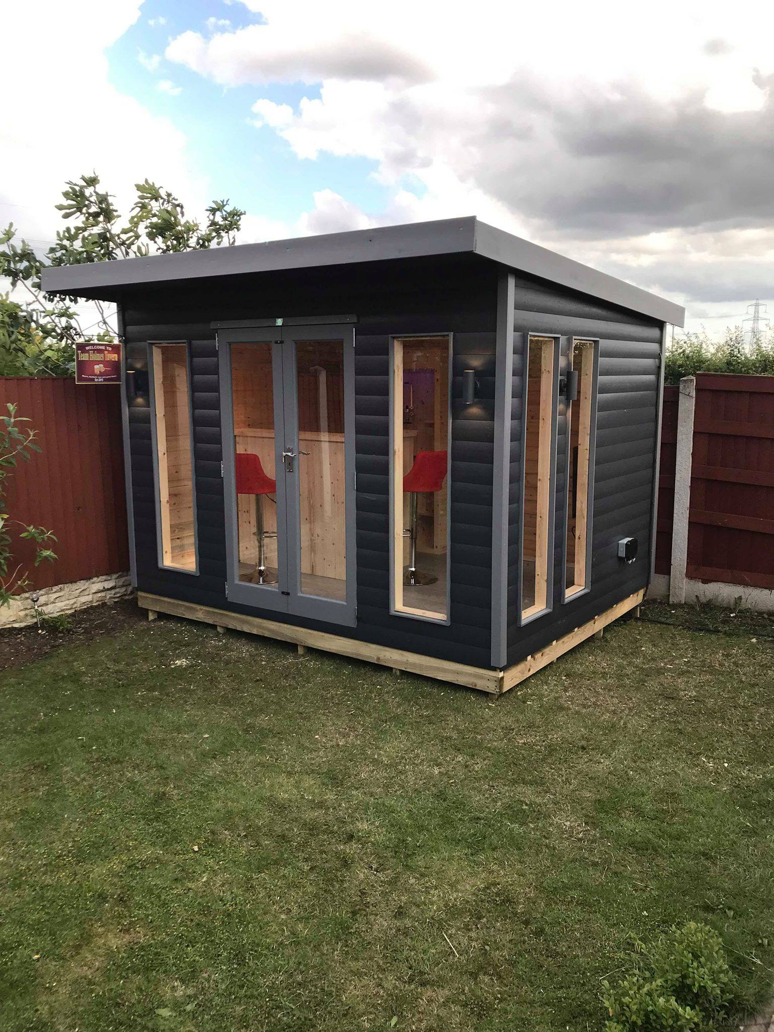 Royal Summerhouse Insulated
